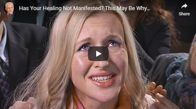Has Your Healing Not Manifested? This May Be Why…