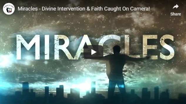 Miracles – Divine Intervention & Faith Caught On Camera!