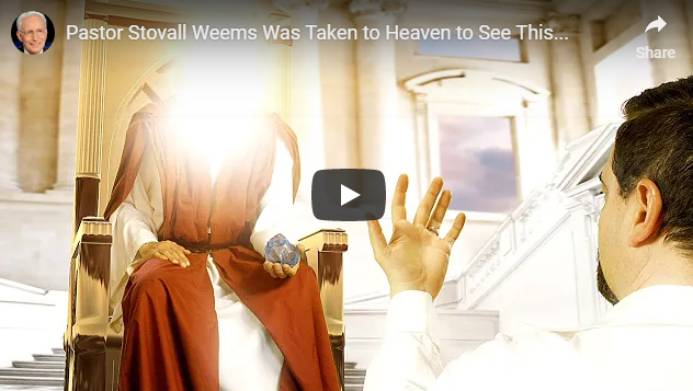 Pastor Stovall Weems Was Taken to Heaven to See This…