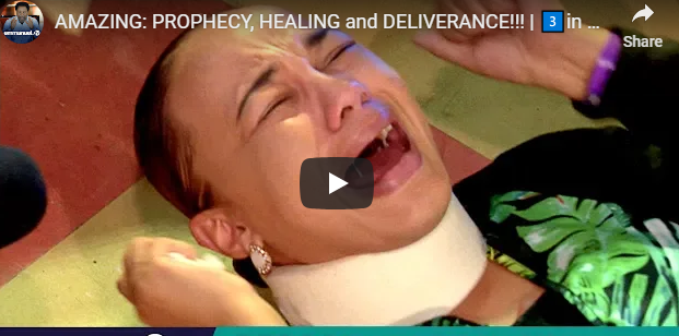AMAZING: PROPHECY, HEALING and DELIVERANCE!!! | TB Joshua