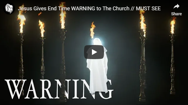 Jesus Gives End Time WARNING to The Church // MUST SEE
