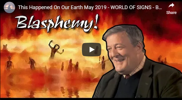 This Happened On Our Earth May 2019 – WORLD OF SIGNS – BANNED VIDEO'S REUPLOAD