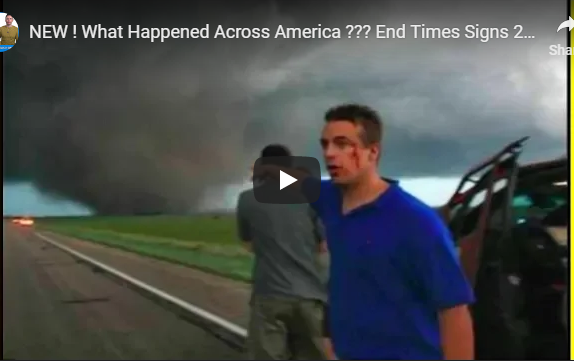 NEW ! What Happened Across America ??? End Times Signs 2019
