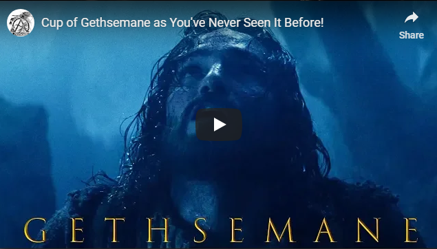 Cup of Gethsemane as You've Never Seen It Before!