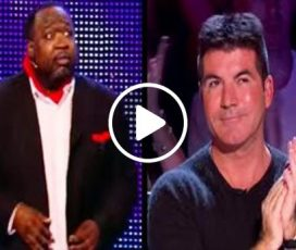 Simon Cowell Made Fun of This Gospel Singer – Then Everyone is Blown Away