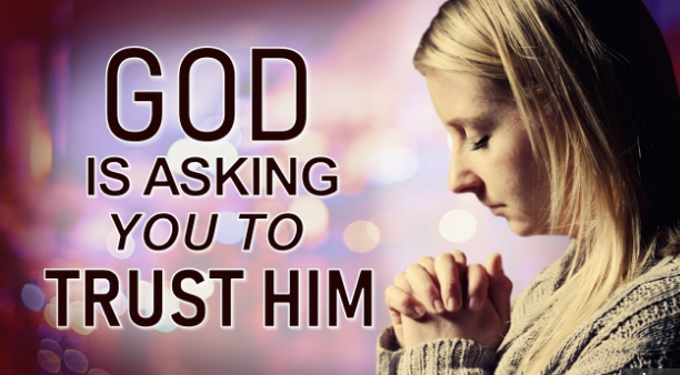 GOD IS ASKING YOU TO TRUST HIM – PROVERBS 3 – MORNING PRAYER | PASTOR SEAN PINDER