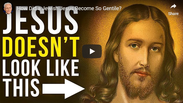 How Did a Jewish Jesus Become So Gentile?