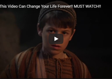 This Video Can Change Your Life Forever!! MUST WATCH!!
