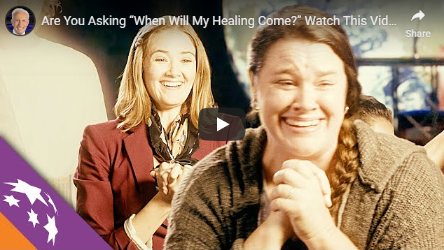 "Are You Asking ""When Will My Healing Come?"" Watch This Video…"