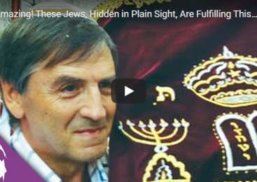 Amazing! These Jews, Hidden in Plain Sight, Are Fulfilling This End Times Prophecy!