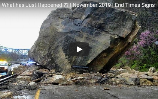 What has Just Happened ?? | November 2019 | End Times Signs