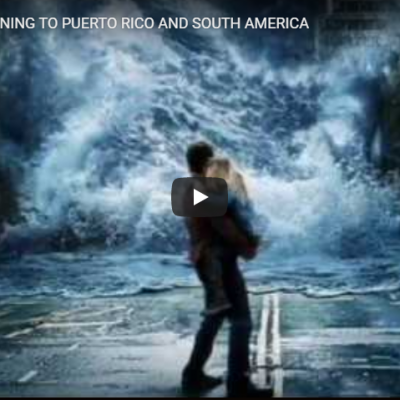 THE LORD WARNING TO PUERTO RICO AND SOUTH AMERICA | message from God