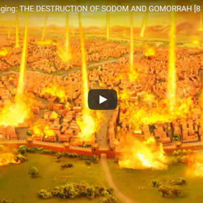 Angels Choir Singing: THE DESTRUCTION OF SODOM AND GOMORRAH [8 HOURS]