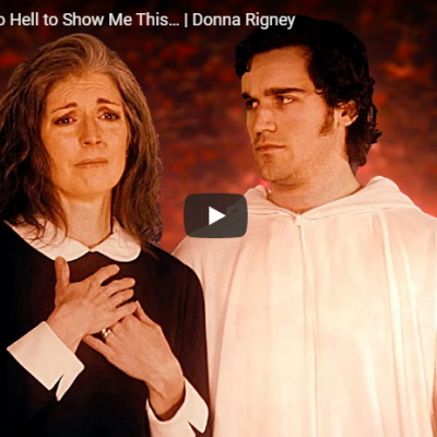 Jesus Took Me to Hell to Show Me This… | Donna Rigney