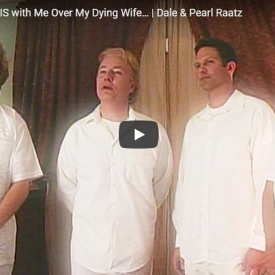 Angels Sang THIS with Me Over My Dying Wife… | Dale & Pearl Raatz