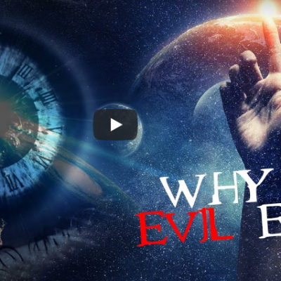 "Must Watch! ""If God is all Powerful & Loving Why Do Evil Exist""? – Voddie Baucham"