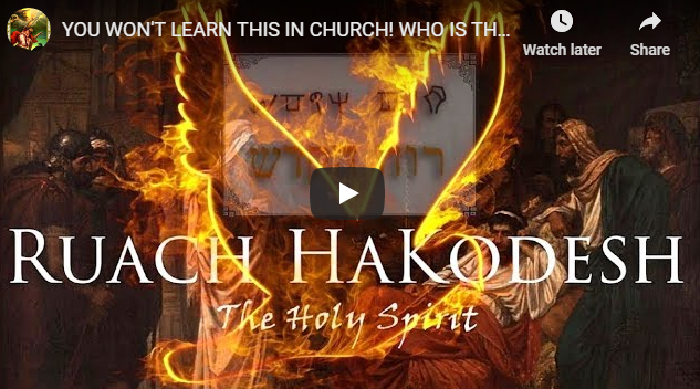 YOU WON'T LEARN THIS IN CΗURCΗ! WHO IS THE ΗΟLΥ SPΙRΙT? RUΑCH ΗΑΚΟDESH ΙDΕNTΙTY REVEALED