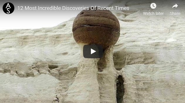 12 Most Incredible Discoveries Of Recent Times