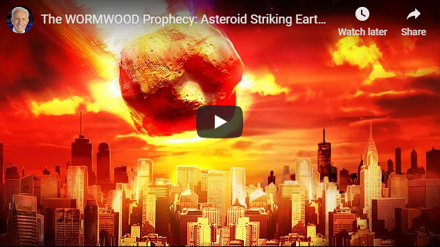 The WORMWOOD Prophecy: Asteroid Striking Earth in 2029? | Tom Horn