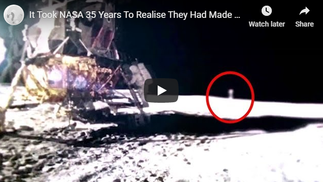 It Took NASA 35 Years To Realise They Had Made This Massive Mistake