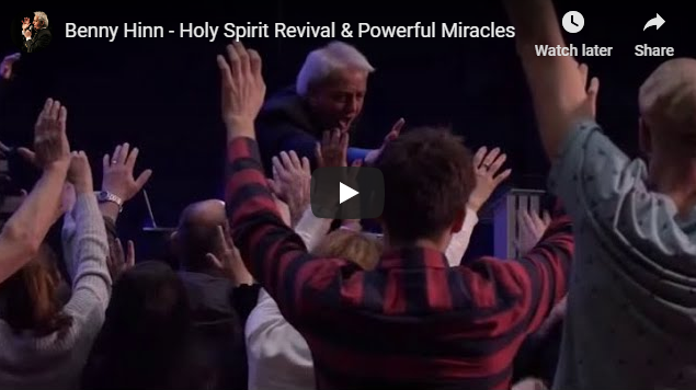 Benny Hinn – Holy Spirit Revival & Powerful Miracles