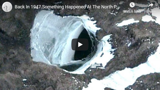 Back In 1947 Something Happened At The North Pole That This Pilot Couldn't Explain