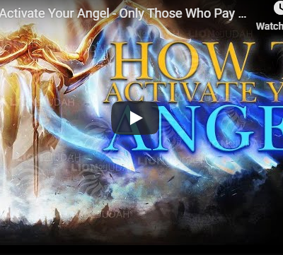 How To Activate Your Angel – Only Those Who Pay Attention Know This