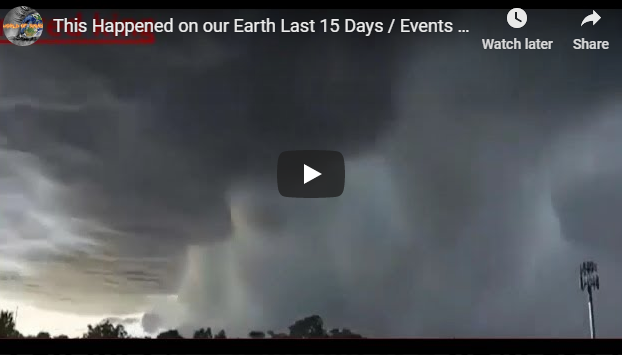 This Happened on our Earth Last 15 Days / Events From All over The World . 2020