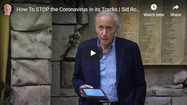 How To STOP the Coronavirus in its Tracks | Sid Roth LIVE