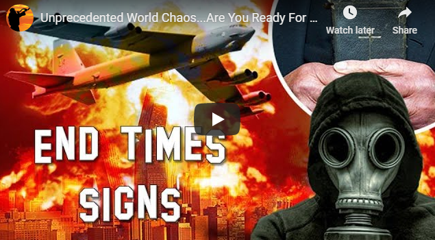 Unprecedented World Chaos…Are You Ready For What Comes Next?