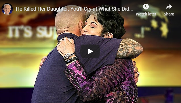 He Killed Her Daughter. You'll Cry at What She Did Next!