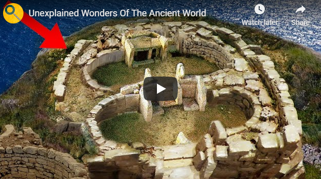 Unexplained Wonders Of The Ancient World