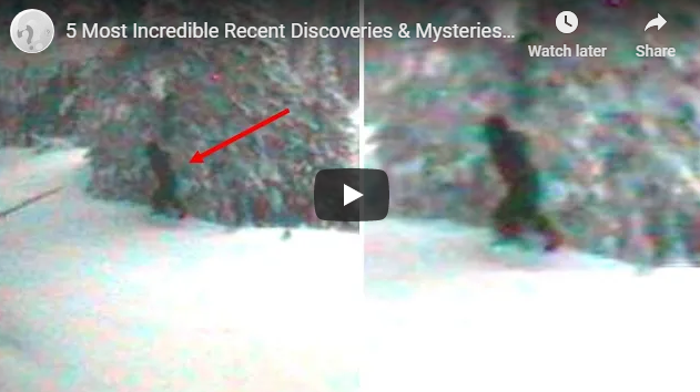 5 Most Incredible Recent Discoveries & Mysteries To Blow Your Mind